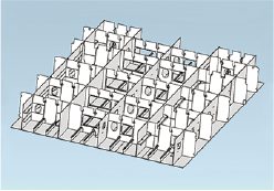 Figure 12: Typical 3D model