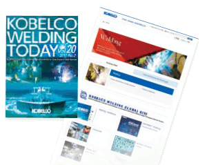 Technical Highlight || Products || KOBELCO - KOBE STEEL, LTD  -
